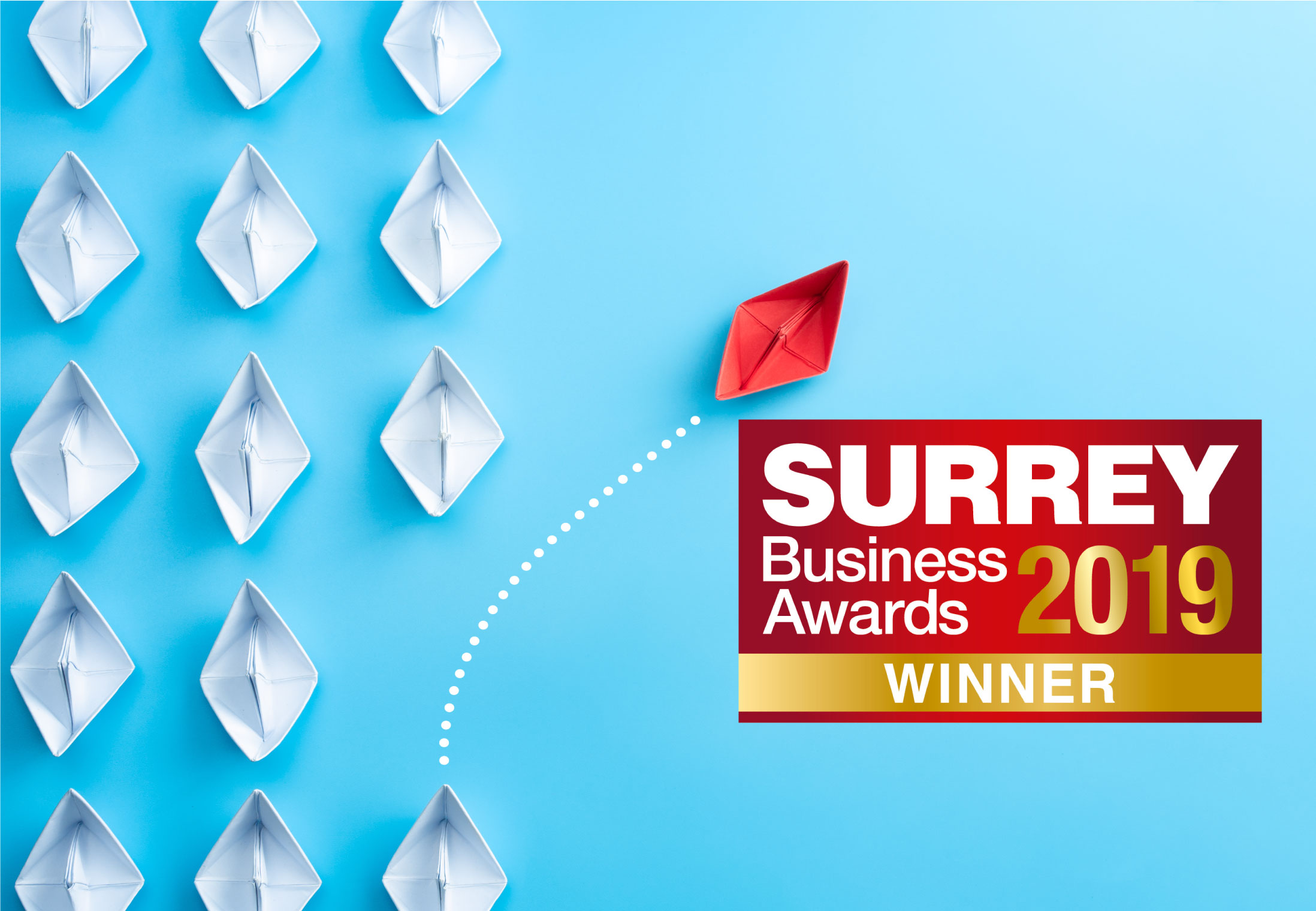 Elevate crowned Business Innovation of the Year at Surrey Business Awards
